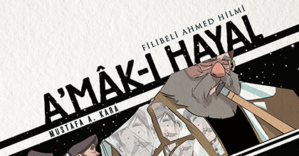 A'mâk-ı Hayal'in çizeri Mustafa Kara TRT RADYO 1'in konuğu