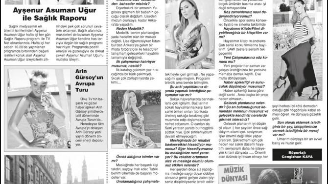 Zulme Karşı Gandi Öncevatan Gazetesi'nde